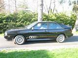 Picture Of 1984 Audi Coupe Exterior