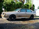 Another Derecuda 1983 Audi Coupe Post