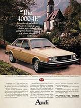 Yes This Should Be A 1980 Audi 5000 C2