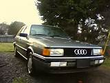 Home Research Audi 4000 1987
