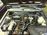 Picture Of 1987 Audi 4000 Engine