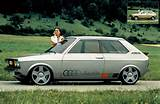 Audi 50 Rally By Littlepixel
