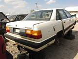 Junkyard Find 1984 Audi 5000 S With Voodoo Incantantion To Ward Off