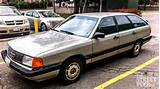 Submission 1984 Audi 5000 S Wagon The Og Wagon