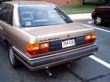 Another Withoutcause 1984 Audi 5000 Post