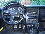 The Same Platform And Many Parts Used Audi 80 1991 Audi 80 Pictures