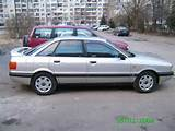 Picture Of 1990 Audi 80 Base Exterior