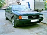 Platform And Many Parts Used Audi 80 1990 Audi 80 Pictures Photo 1