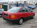 1989 Audi 80 B4 1 8 S Sedan Only 69tkm Euro2 1 Hand Limousine Used