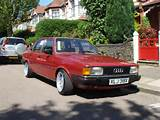1981 Audi 80 Quattro Related Infomation Specifications Weili