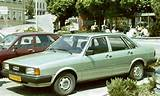 Description Audi 80 Wengen