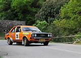 Galleries Sports 8th Historic Rally Acropolis Audi 80 Gt 1975