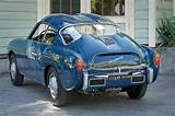 Fab Wheels Digest F W D Fiat Abarth 750 Zagato Coupe 1956 65