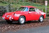 1958 Fiat 750 Abarth Zagato Double Bubble