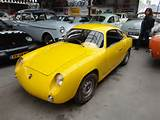Abarth 750 Sestriere