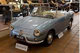 Abarth 750 Allemano Spider 2010 Monaco Historic Grand Prix