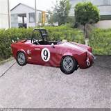 Abarth Vehicles 1958 Abarth 750 Allemano Spyder Coys Padua