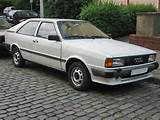 Picture Of 1986 Audi Coupe Exterior
