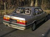 Cars By Make Audi 1984 90 1984 Audi 90 Limousine