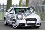 2011 Audi A1 Hatchback 1 4 Tfsi Sport 3dr In Ice Silver Metallic At