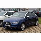 The Front Audi A1 3 Door Hatchback 2010 And Newer Pre Cut Window