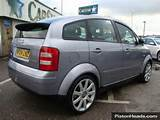Audi A2 1 6 Fsi Sport 8 X Stamps Only 49000 Miles 2004 2004 For