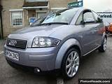 Audi A2 1 6 Fsi Sport 8 X Stamps Only 49000 Miles 72985669 1
