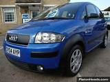 Audi A2 1 6 Fsi Alloys Aircon And Two Tone Seats 77490900 1