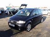 Used Audi A2 1 4 Tdi Se 5 Door For Sale In Eastbourne East Sussex