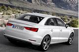 Audi A3 Limousine 2 0 Tdi Attraction 4 Door Saloon 2013
