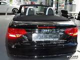 2012 Audi A3 Convertible 1 2 Tfsi Attraction Climate Leather Cabrio
