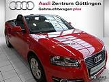 2012 Audi A3 Cabriolet 1 2 Tfsi Attraction 6 Speed Air Car Photo And
