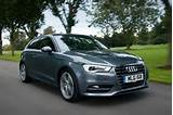 Audi A3 1 2 Tfsi Is Surprisingly Economical In Britain