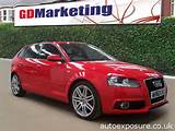 Used Audi A3 1 6 Tdi S Line 20 Year Road Tax 5 Doors Hatchback For