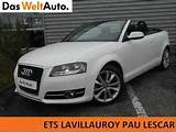 Photo N 1 Audi A3 Cabriolet 1 6 Tdi Dpf Ambition Stop Start Tarbes 65