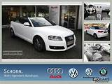 2008 Audi A3 Convertible 1 8 Tfsi Ambition Leather Cabrio Roadster