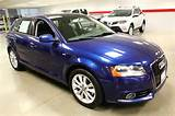 Used 2012 Audi A3 4dr Hatchback S Tronic Fronttrak 2 0t Premium Wagon