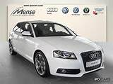 2011 Audi A3 S Line 1 4 Tfsi S Line Limousine Demonstration Vehicle