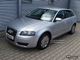 2006 Audi A3 Sportback 1 6 Attraction Climatronic Limousine Used