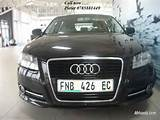 2011 Audi A3 Sportback 1 8 Tfsi Ambition Black Cars For Sale In