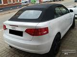 2009 Audi A3 Convertible 2 0 Tdi 18 Cabrio Roadster Used Vehicle