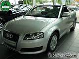2011 Audi A3 Convertible 2 0 Tdi 103 Air Leather Attraction Cabrio