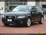 2011 Audi A3 2 0 Tdi In Brilliant Black Click To See Large Photo
