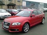 Used 2009 Audi A3 Hatchback Red Edition 1 8 Tfsi S Line Petrol For
