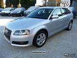 2009 Audi A3 2 0 Tdi Sportback Attraction Dpf Facelift Estate Car Used