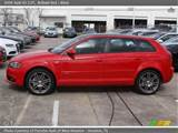 2009 Audi A3 2 0t In Brilliant Red Click To See Large Photo