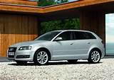 A3 Sportback 1 6 Tdi Attraction S Tronic Germany 2009
