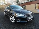 Used Audi A3 2008 Black Colour Petrol 1 4 Tfsi Se 3 Door Hatchback For
