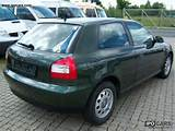 2002 Audi A3 1 8 T With Tiptronic Automatic Climate Standhe Car