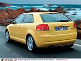 2003 Audi A3 2 0 Fsi Tiptronic Ambiente Limousine Used Vehicle
